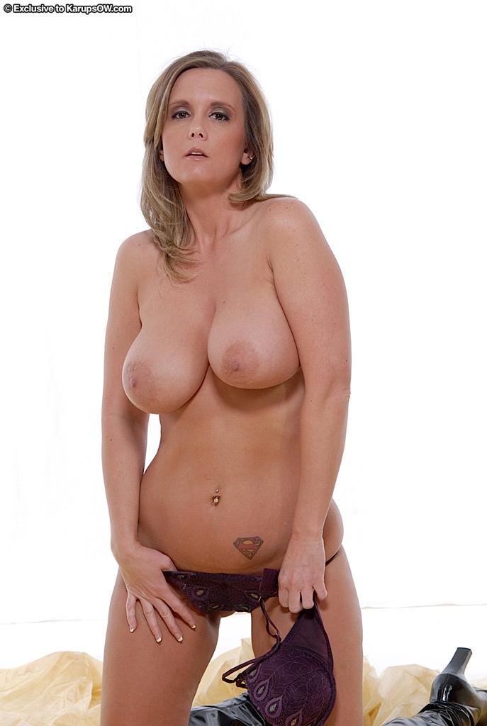 Mature female body